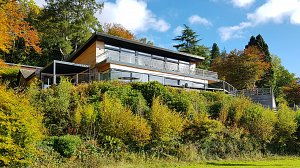 Loch Earn house by Scottish architect