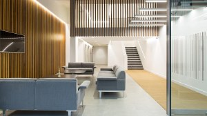 Architect designed Edinburgh commercial offices