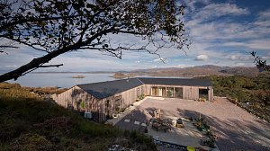 Architect designed house in Roshven Lochaber